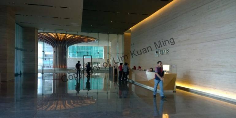 Menara CIMB - Lobby 2