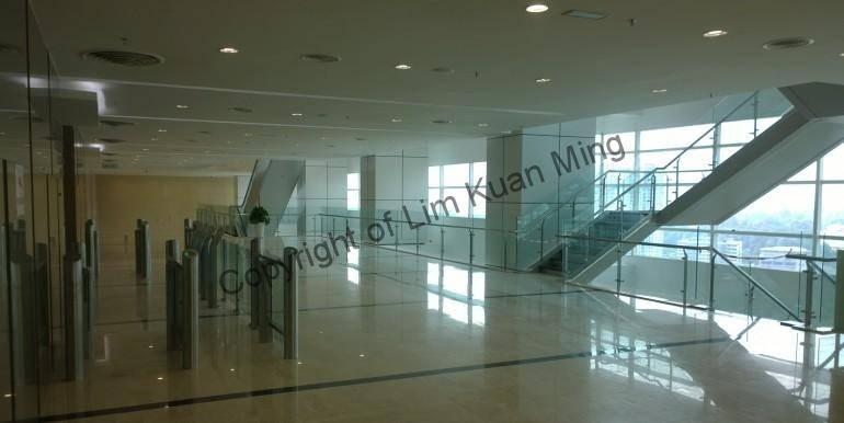 Q Sentral - Lobby 4