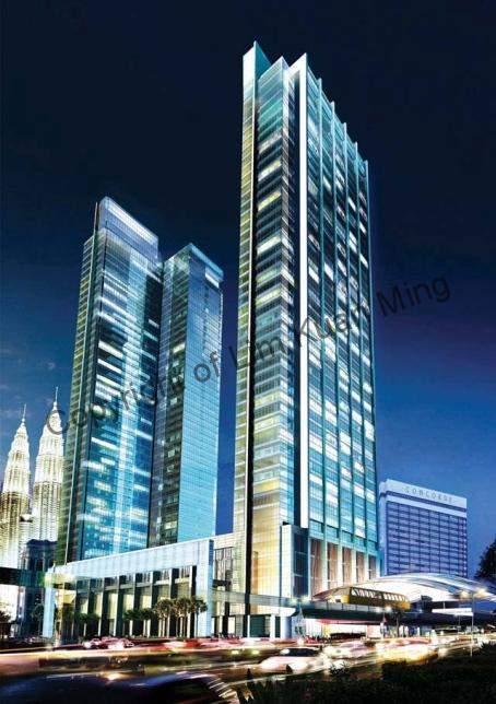 Menara Bangkok Bank @ Berjaya Central Park – Jalan Ampang
