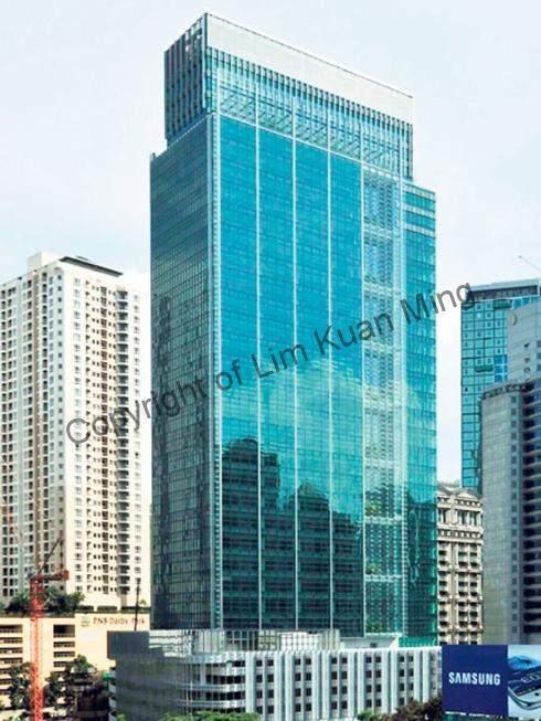 Menara Binjai @ Jalan Binjai (MSC Cybercentre)