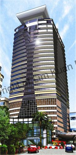 Menara IGB @ Mid Valley City – Grade A Office Space for Rent