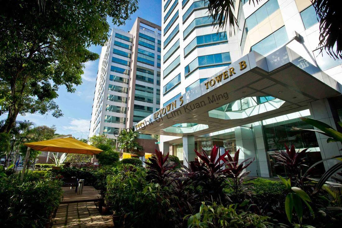 Uptown 5 @ Damansara Uptown / Utama (MSC Zone)