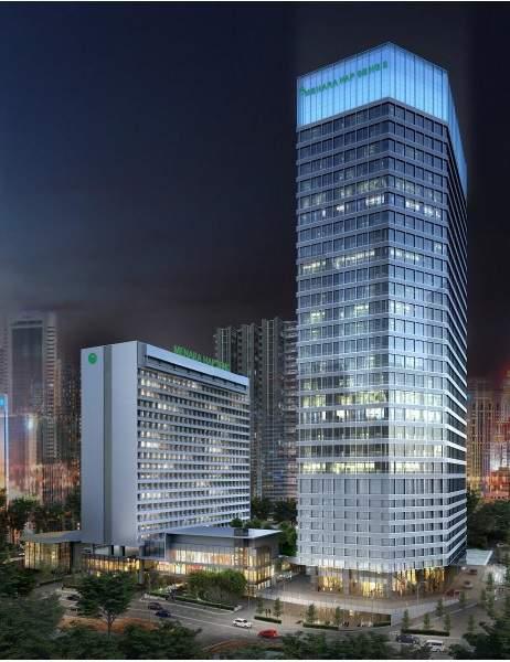 Menara Hap Seng 2 | Jalan P.Ramlee