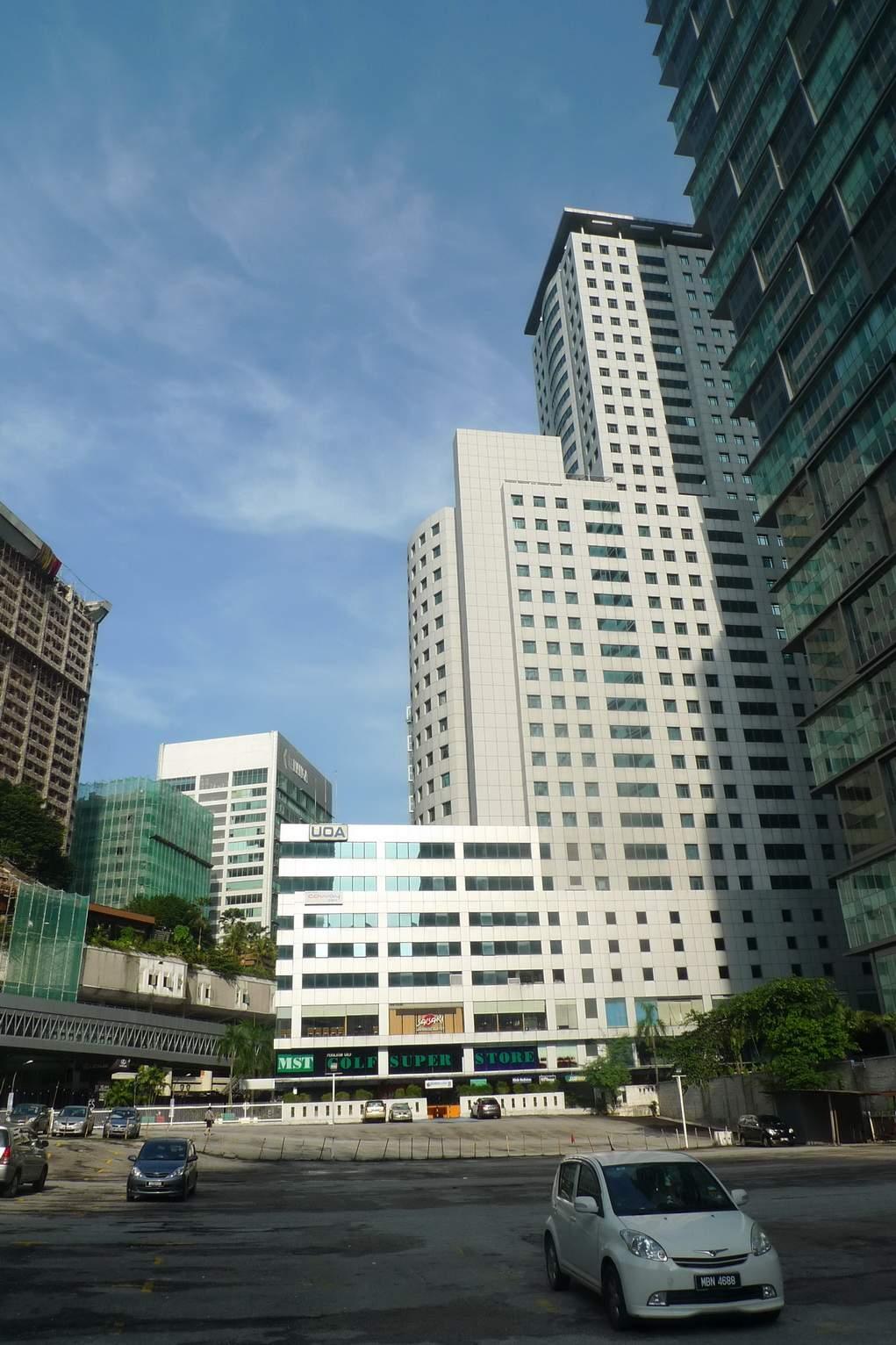 Wisma UOA 1 and 2 @ Jalan Pinang
