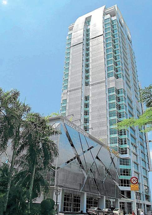 Menara Worldwide @ Jalan Bukit Bintang (MSC Cybercentre)