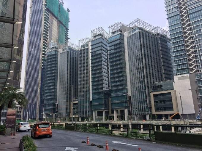 The Pillars at KL Eco City