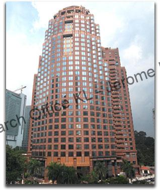 Office Space close to KL Convention Centre and KLCC.. located along Jalan Pinang