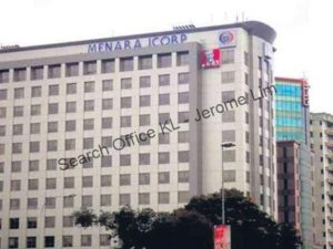 Corporate Office Space for Rent along Jalan Tun Razak