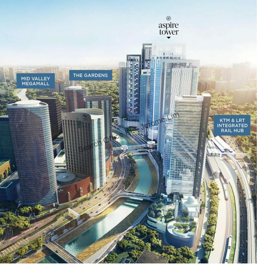 Aspire Tower – KL Eco City