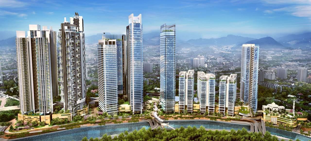 Menara 1 KL Eco City – Office Suites for Sale