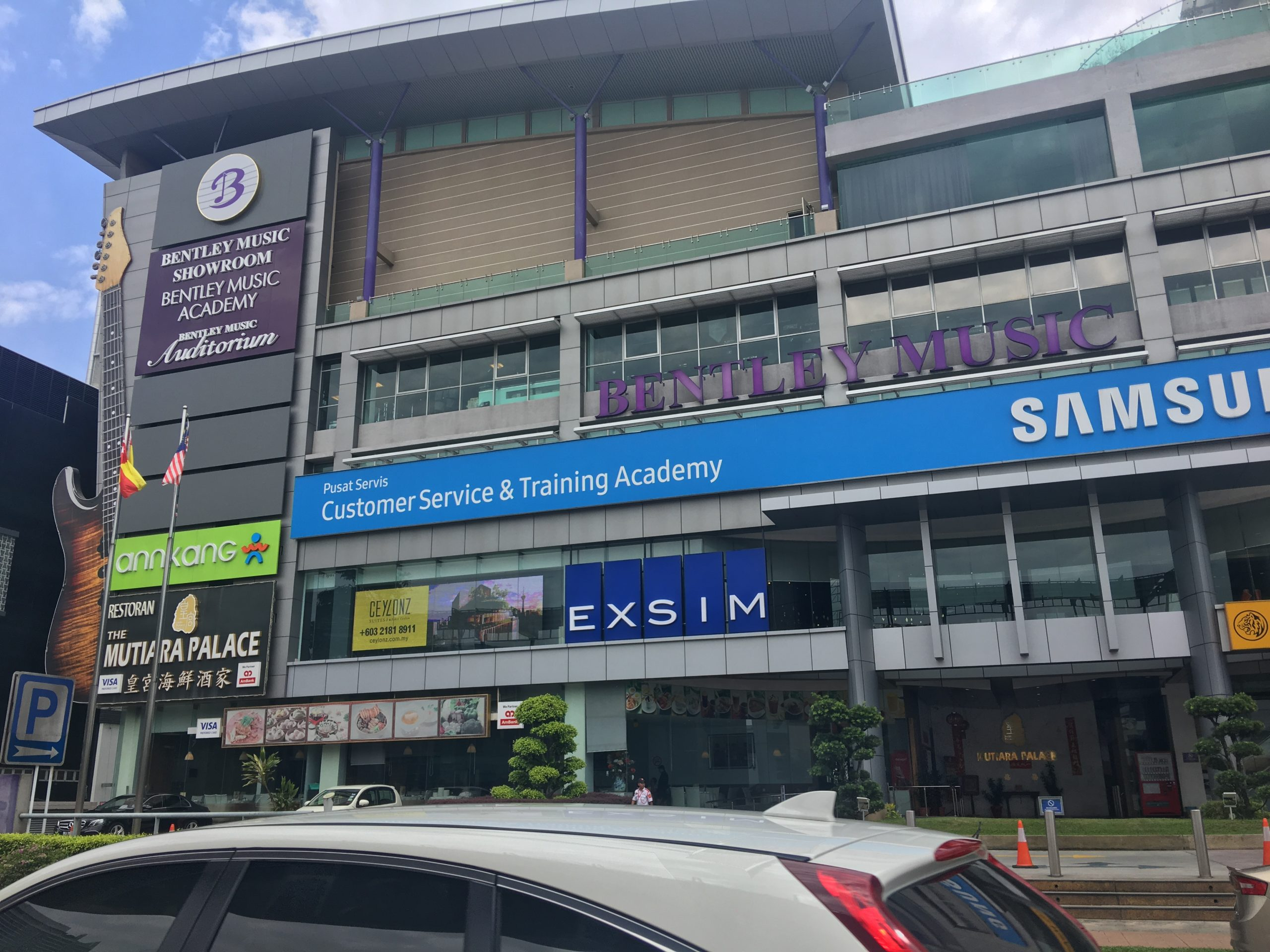 Wisma Bentley Music – Mutiara Damansara