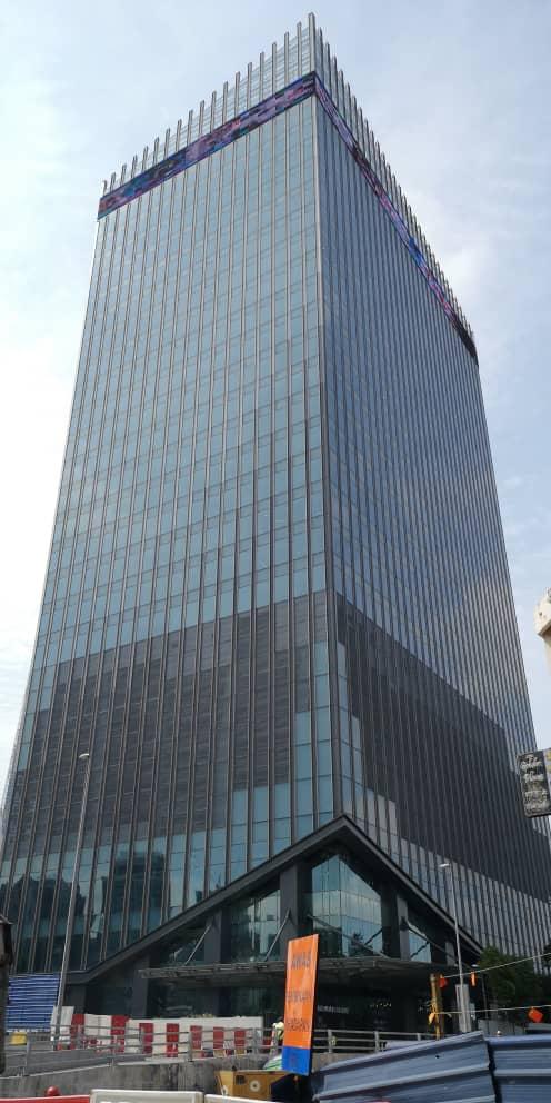 Menara Prudential @ Tun Razak Exchange TRX