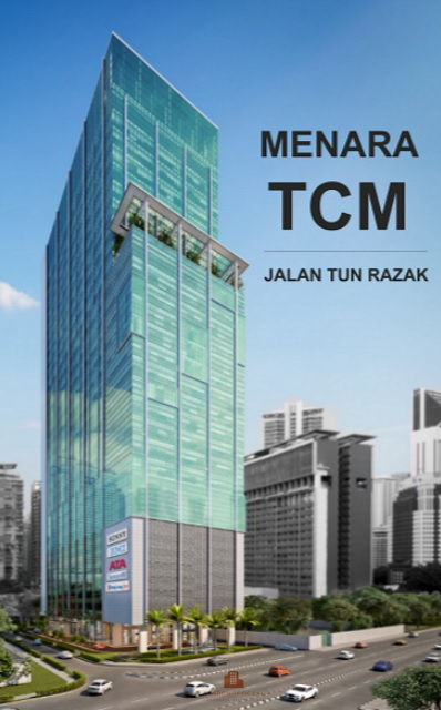 Office to rent in Menara TCM